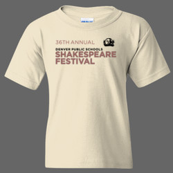 Shakespeare Youth Tee