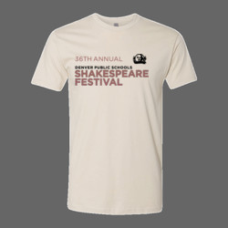 Shakespeare Unisex Adult Tee